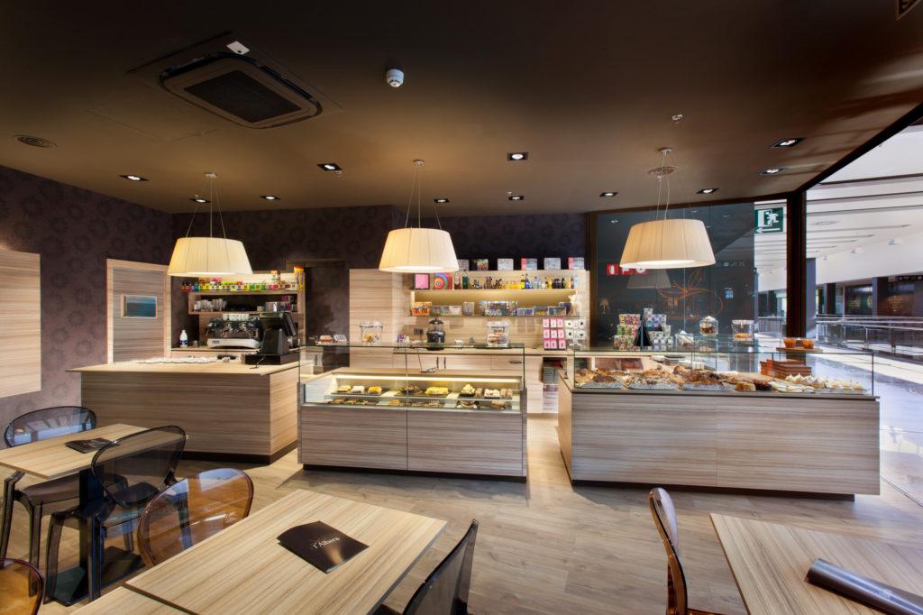 L'Albera, cafetería y salón del te