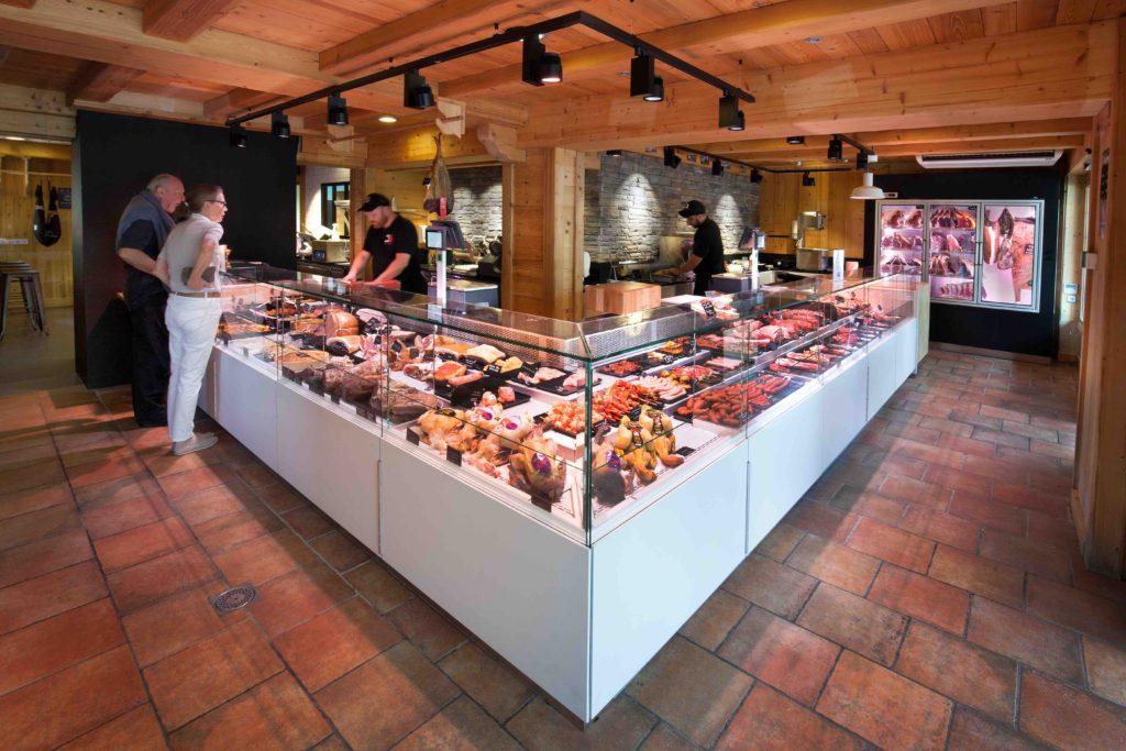 Boucherie Bello, carnicería con degustación