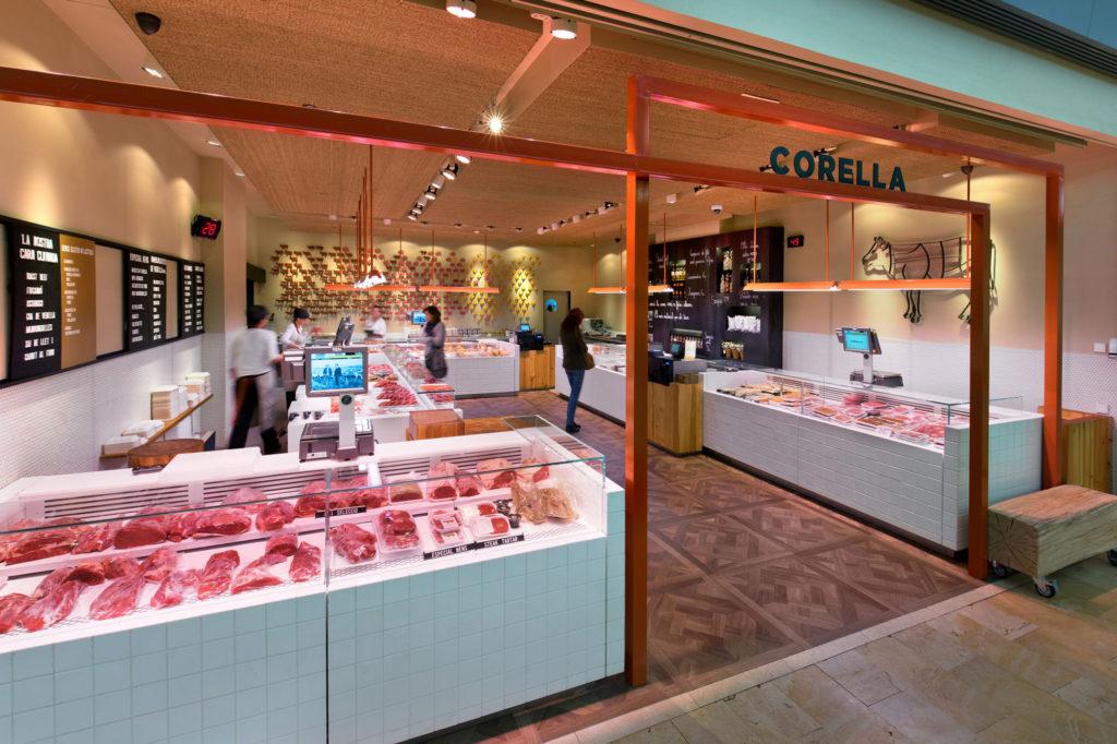 Corella, carnicería en Sant Cugat del Vallès