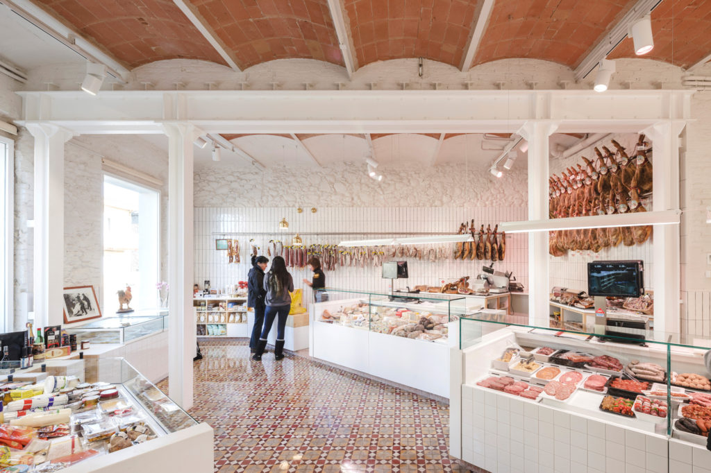 Germans Soler, una carnicería con un diseño diferente