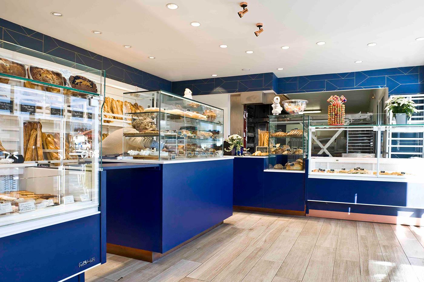 Boulangerie du Moulin, pastelería en los Altos Pirineos