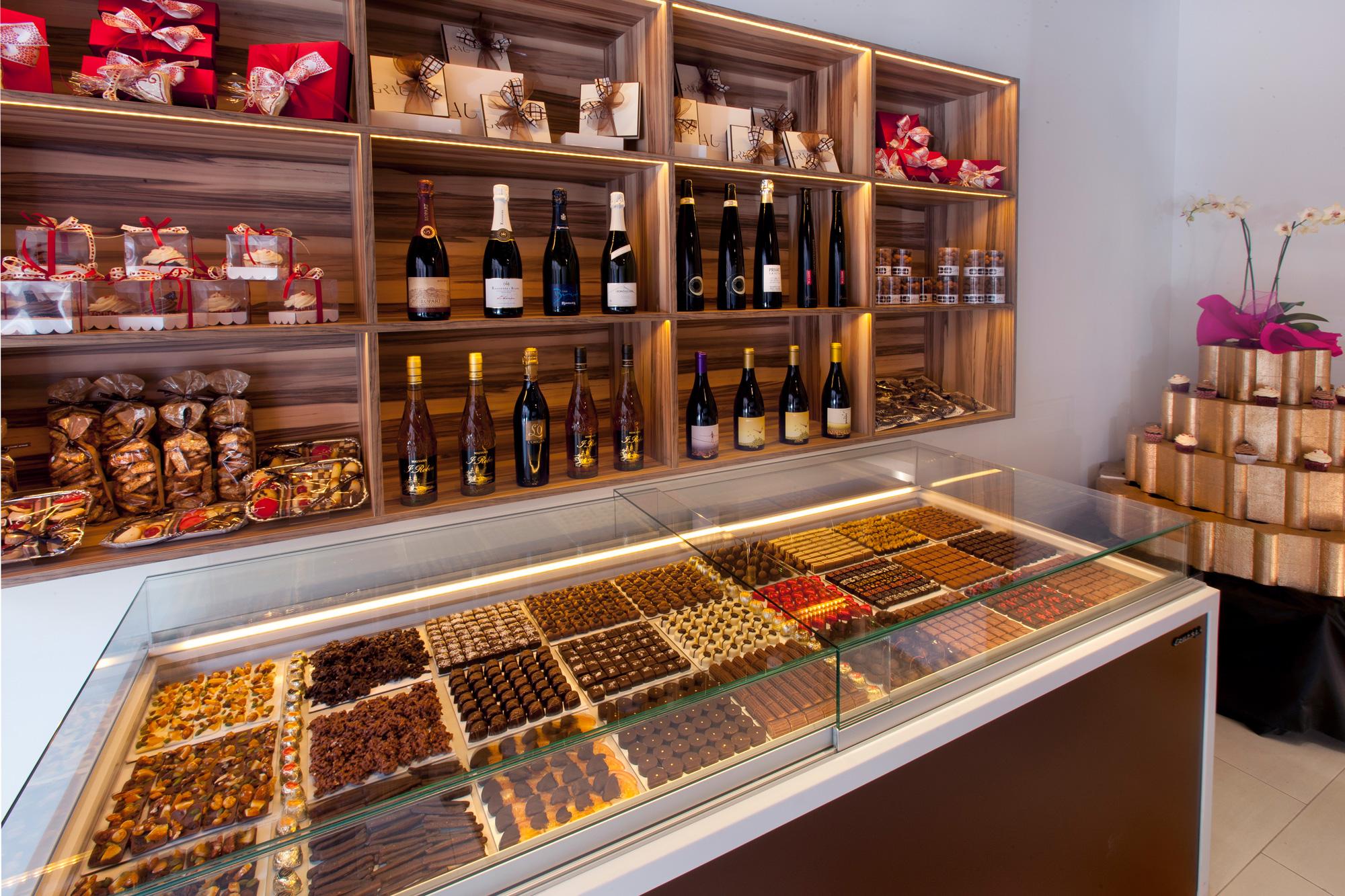 Grau, pastelería artesanal desde 1865
