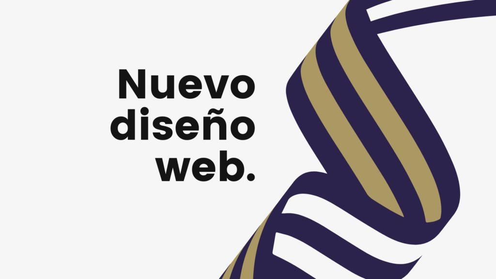 Cruz estrena nuevo diseño web