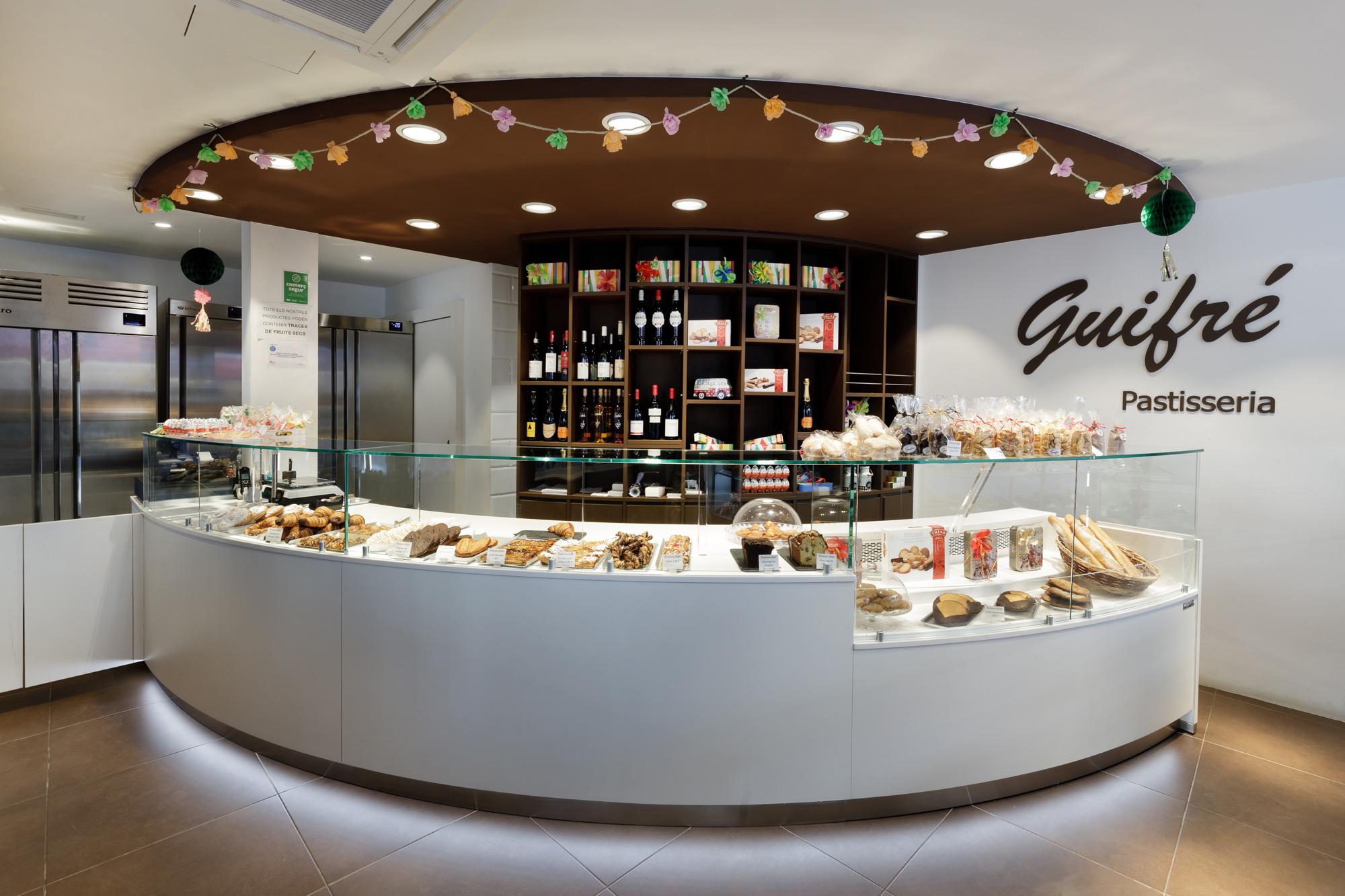 Pastisseria Guifré, pasteles artesanos y cercanía